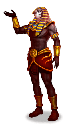 Best Online Slots Illustration from Riches of RA Slot