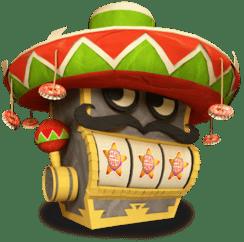New Online Slots Illustration from Viva Mexico