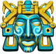 Online Spielautomaten Illustration aus Totem Lightning